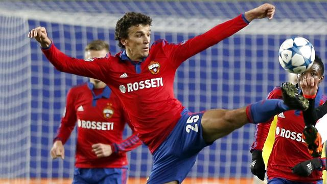 CSKA Moskou onderuit in aanloop naar cruciaal duel met PSV