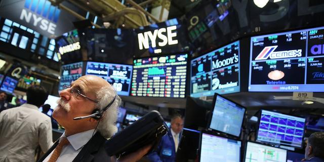 Wall Street met kleine verliezen weekend in