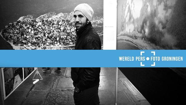 Vismarkt vormt decor voor foto-expositie over vluchtelingen