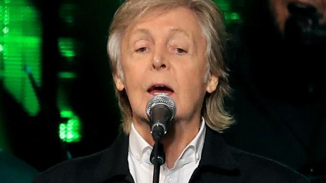 Paul McCartney heeft moeite met onthouden van Beatles-melodieën