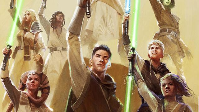Lucasfilm brengt nieuwe Star Wars-saga uit in boekvorm