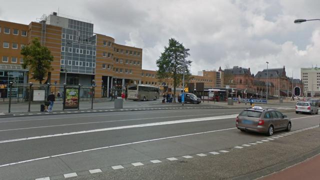 Stationsweg in Groningen donderdag- en vrijdagavond afgesloten