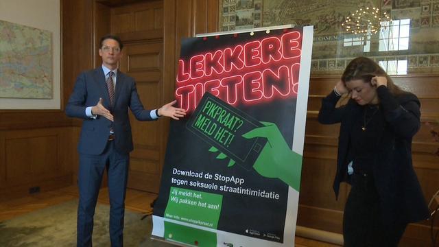 190 euro boete voor pikpraat naar vrouwen in Rotterdam