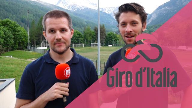 Giro rit 20: 'We houden op met voorspellen in bizarre Giro'