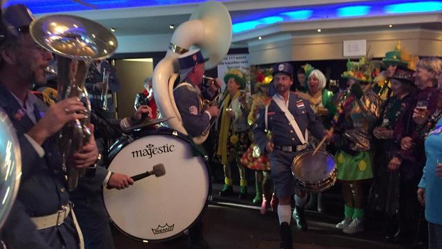 Carnavalsseizoen in Eindhoven start maandag met feest Elluf Elluf