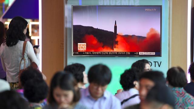 Zuid-Korea identificeert raket Noord-Korea als nieuw type ICBM