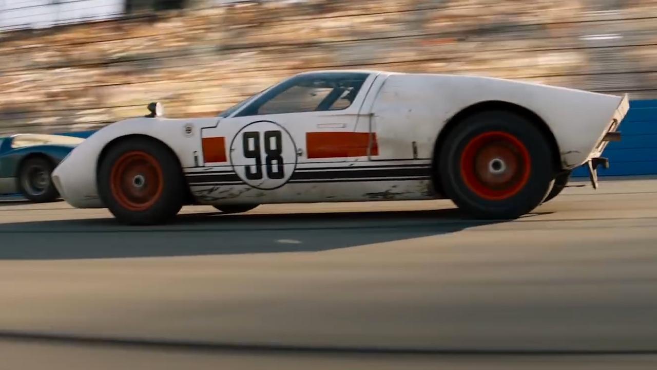 Trailer Ford v. Ferrari met Matt Damon toont waargebeurde vete