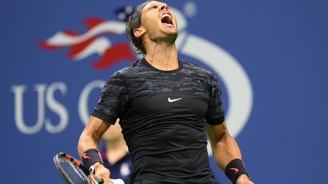 Nadal in derde ronde US Open uitgeschakeld door Fognini
