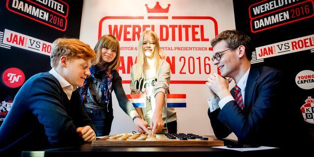 Dammer Boomstra leidt in WK-finale tegen landgenoot Groenendijk