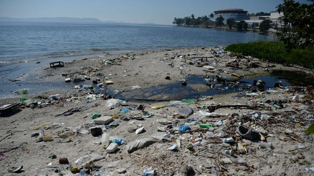 Rio de Janeiro belooft schoner water voor Olympische Spelen