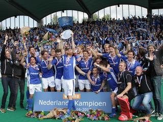 Utrechters winnen ook tweede finaleduel met HC Rotterdam