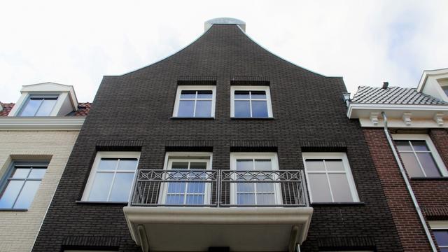 Vorig jaar bijna vierhonderd nieuwe huizen in Alphen aan den Rijn