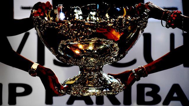 Vlaamse tennisbond rekent erop dat Davis Cup-finale doorgaat