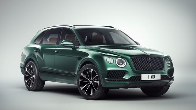 Mulliner bouwt speciale Bentley Bentayga