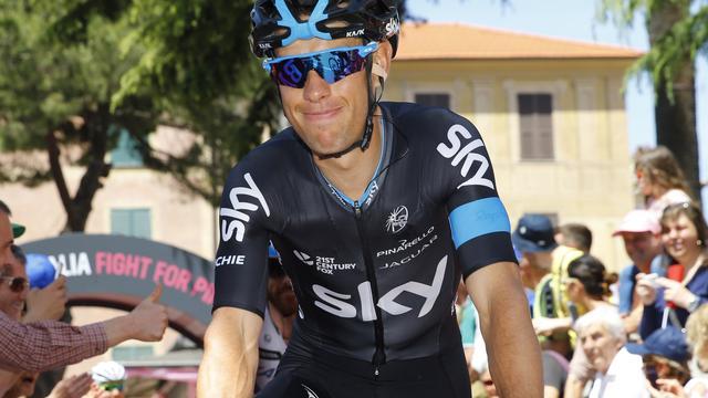 Porte: 'Sta er fantastisch voor na eerste Giro-week'