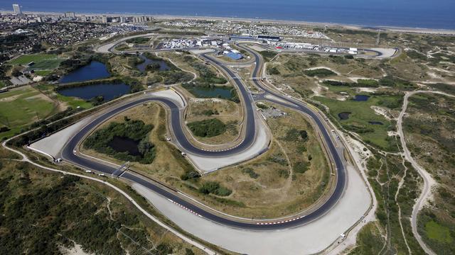 Grand Prix van Nederland in Zandvoort op 3 mei 2020
