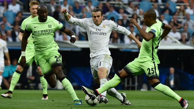 Real in cruciale duels wellicht zonder Bale en doelman Navas
