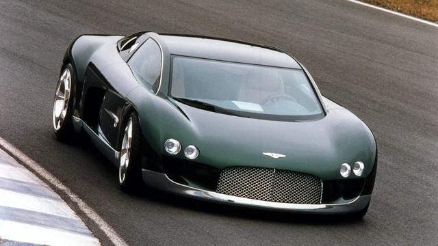 'Bentley werkt aan hypercar'