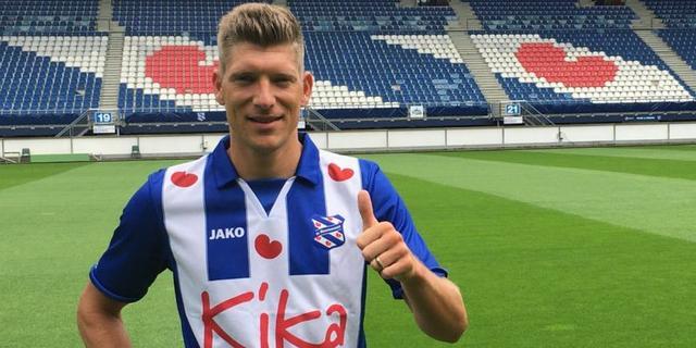 Schaars verruilt PSV transfervrij voor sc Heerenveen