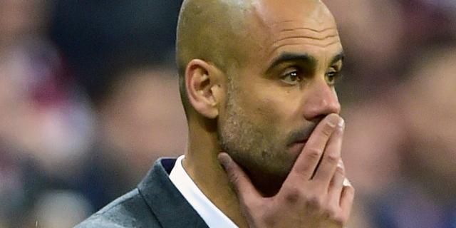 Guardiola claimt beschadiging door 'mol' in selectie Bayern