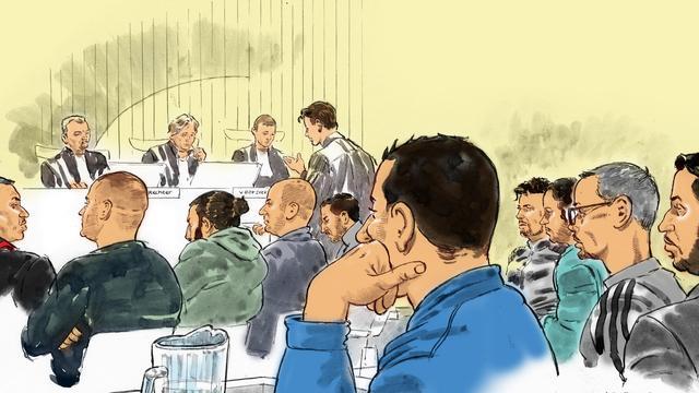 Kroongetuige: 'Ik had vanuit cel contact met Ridouan Taghi en Saïd R.'