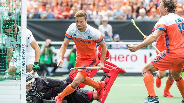 Hockeyers revancheren zich in Breda met ruime zege op België