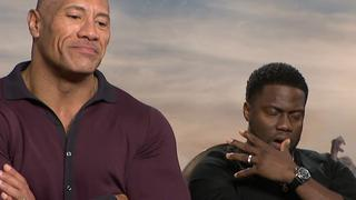 Dwayne 'The Rock' Johnson moest accent Danny DeVito leren