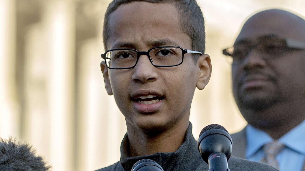 14-jarige 'bommenmaker' wil 15 miljoen dollar