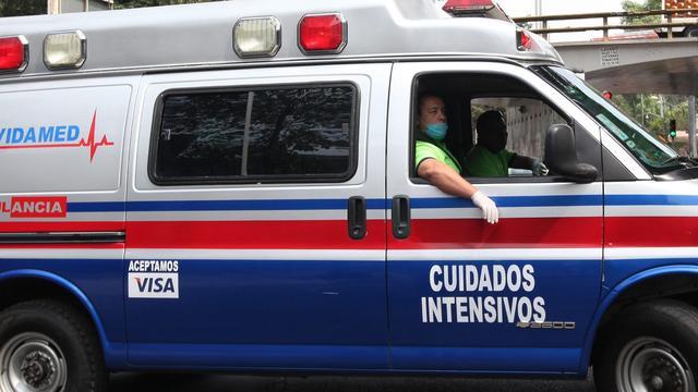 Elf doden bij busongeluk in oosten Mexico