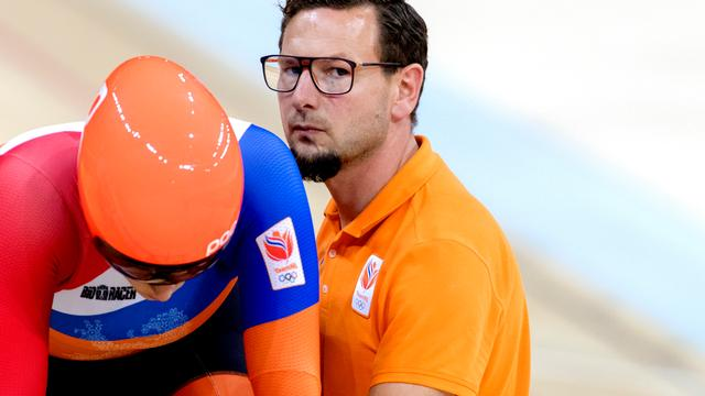 Wolff hoopt aan te blijven als coach van Nederlandse baanploeg