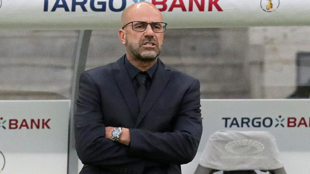 Bosz vindt dat Leverkusen bekerfinale veel spannender had moeten maken