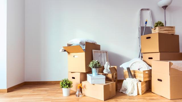 Grootste deel Utrechters verhuist binnen eigen stad