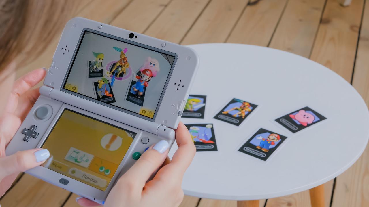 Nintendo stopt productie van 3DS-handheld