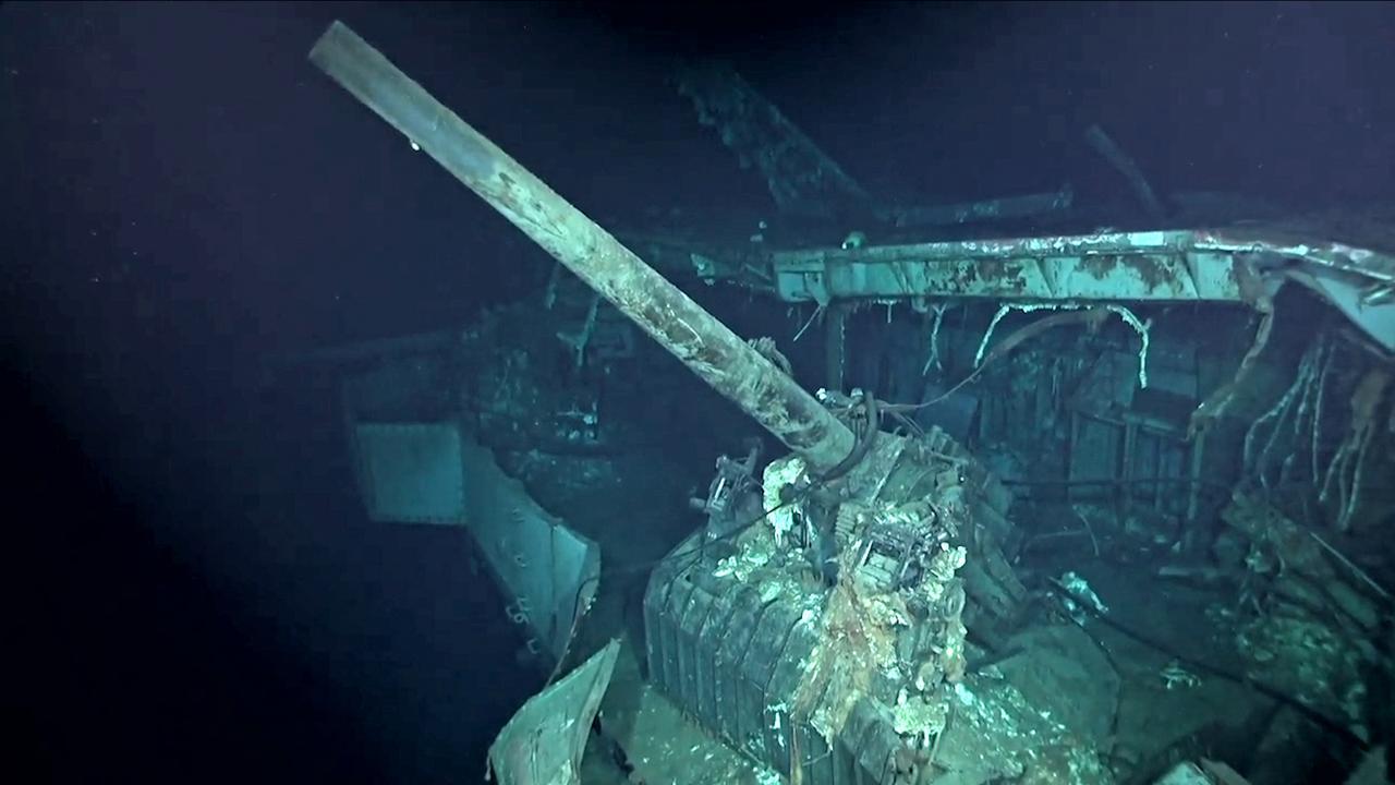 Onderzoekers vinden wrak Amerikaans vliegdekschip uit WO II