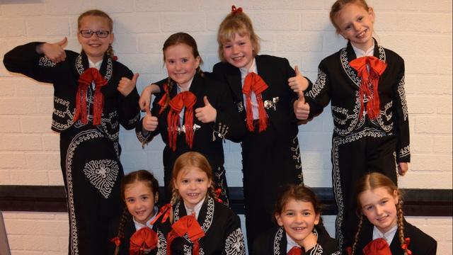Alphense dansers te zien in voorstelling Snorro