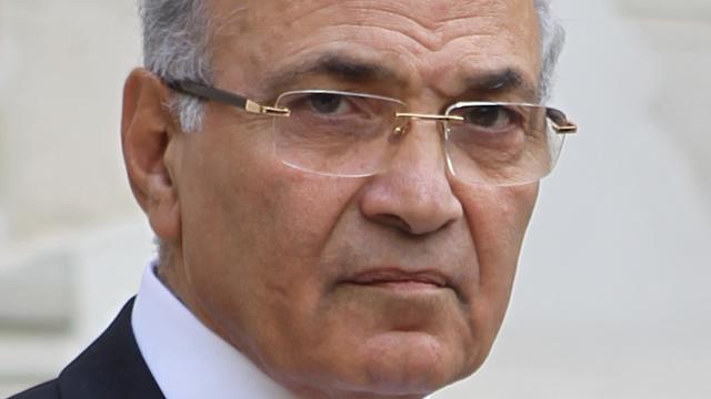 Ex-premier Egypte doet niet mee aan presidentsverkiezingen