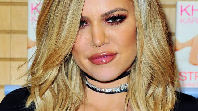 Khloé Kardashian is bang dat ze onvruchtbaar is