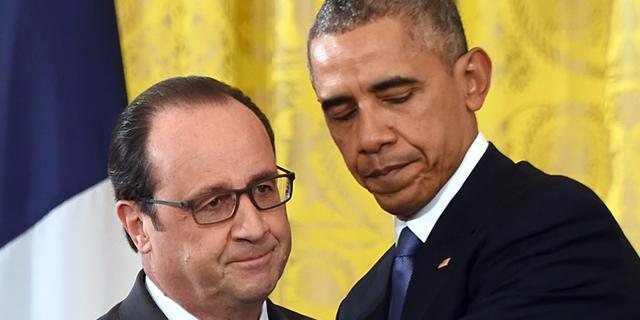 Frankrijk stuurt geen grondtroepen naar Syrië