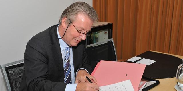 Mart Dircks verlaat Regio West-Brabant