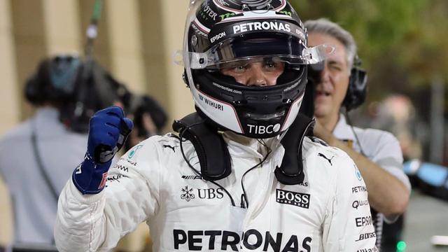 Bottas kan geluk niet op met eerste pole position uit carrière