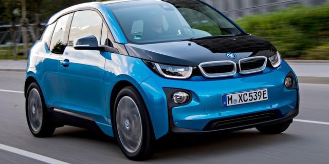 BMW gaat zelfrijdende taxi's testen in München