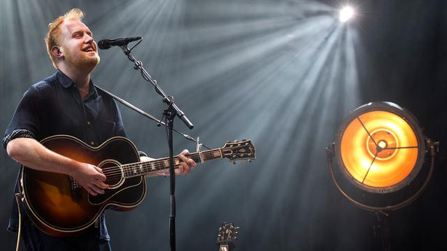 The Book of Love-zanger Gavin James komt naar Nederland