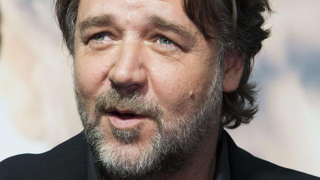 Russell Crowe veilt persoonlijke spullen wegens scheiding