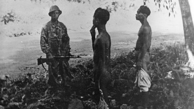 'Legertop en politiek verantwoordelijk voor geweld Nederlands-Indië'