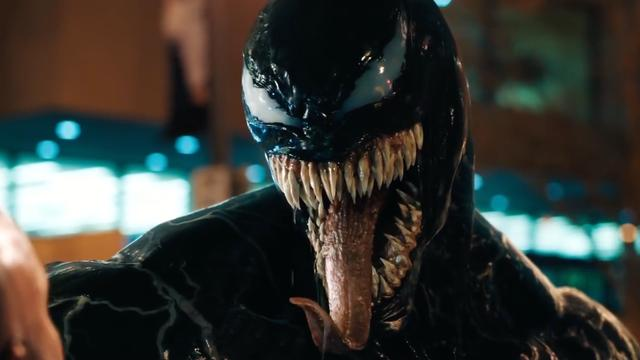 Tom Hardy speelt duistere anti-held in nieuwe trailer 'Venom'