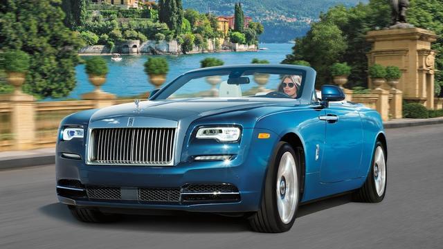 Amerikaans warenhuis heeft Rolls-Royce-set in de aanbieding