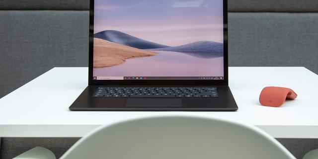Review: Microsoft Surface Laptop 4 is duur maar krachtig