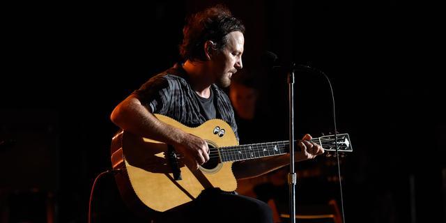 Pearl Jam zegt deel nieuwe wereldtour af wegens coronavirus