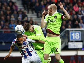 'Als we zo blijven spelen als tegen Heerenveen dan moet het goed komen'