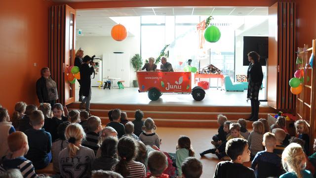 Samenwerking tussen Junis Kinderopvang en Beatrixschool